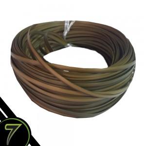 fibra sintetica avela mesclado cordao rolo unidade