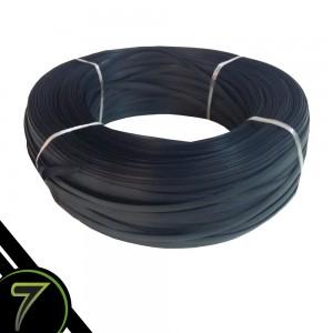 fibra sintetica azul petroleo fita rolo unidade