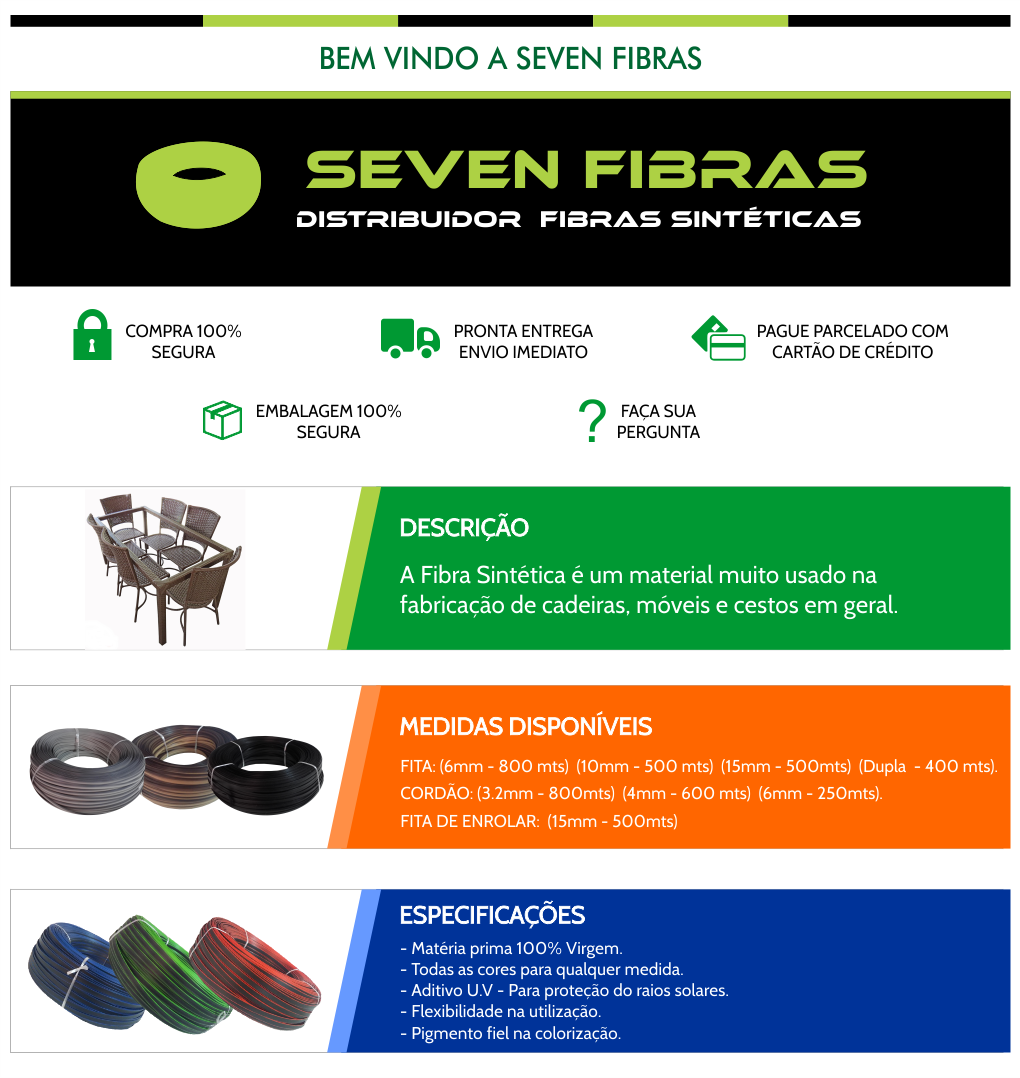fibra sintetica fabricante